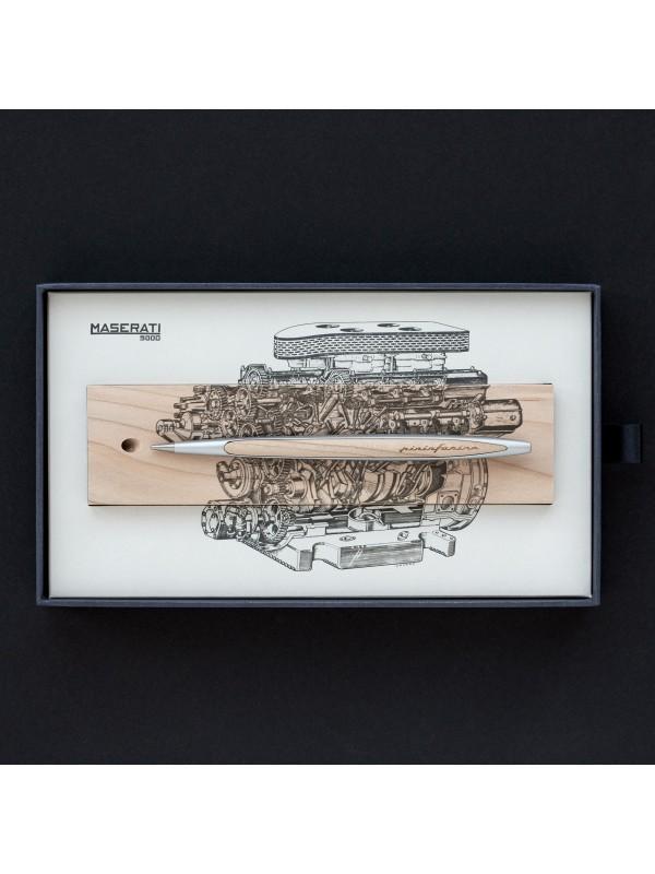 Pininfarina Cambiano Maserati Engine